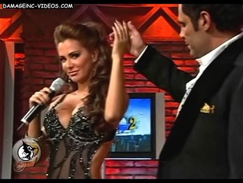 mexican bombshell Ninel Conde damageinc-videos